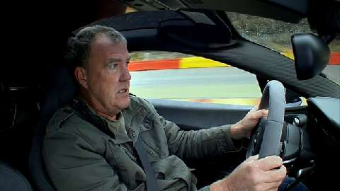 Jeremy Clarkson and 'The Widow Maker'