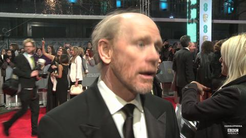 Ron Howard on 'Rush' and filming in the UK