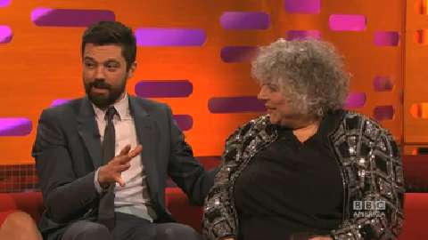 Dominic Cooper Exposes Himself