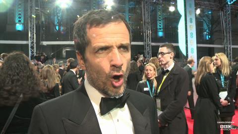BAFTAs: David Heyman on Gravity