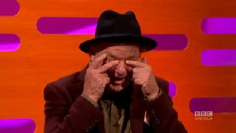 The Graham Norton Show: Bill Murray Loses It Over Hugh Bonneville's 'Woolly Jumper'