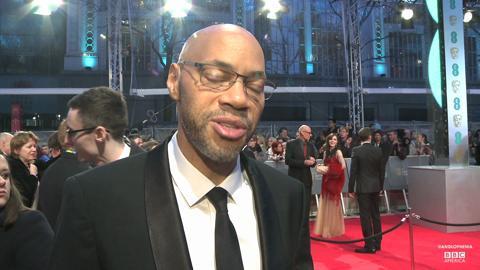 WATCH: John Ridley speaks on BAFTA Red Carpet