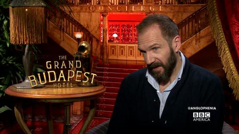 Ralph Fiennes Shows Comedic Chops in 'The Grand Budapes...