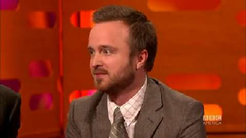 It's Aaron Paul, Bitch!