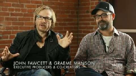 Insider: Series Creators John and Graeme