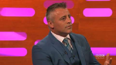 Matt LeBlanc Reveals 'Friends' Acting Tips