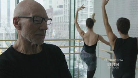Sir Patrick Stewart on 'Match,' NYC and Gentrification