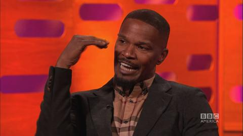 Jamie Foxx on Tom Cruise