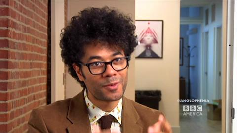 'IT Crowd' Star Richard Ayoade Channels Dostoyevsky