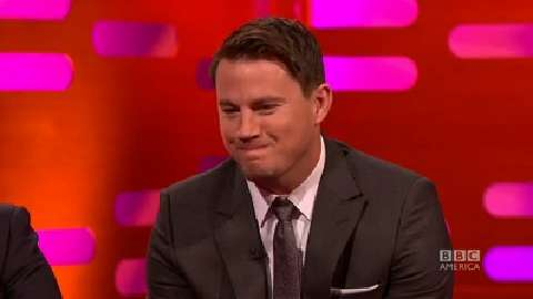 The Graham Norton Show: Channing Tatum's Most Mortifyin...