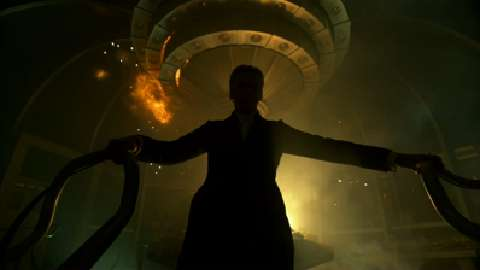 The New Doctor Lands