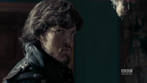 Meet Athos the Brave