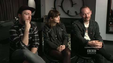 Chvrches on Glaswegian Slang, 'Doctor Who' and Second A...