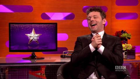 Michael Sheen Takes Over 'The Graham Norton Show'