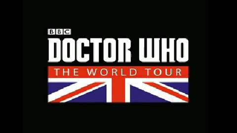 Doctor Who: The World Tour is Coming!