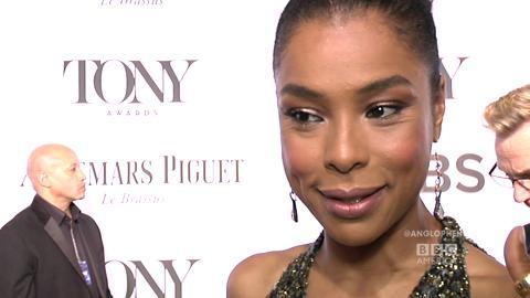 Sophie Okonedo: 'Being a Black Actor in America is Easi...
