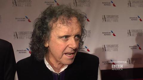 Donovan at the Songwriters Hall of Fame