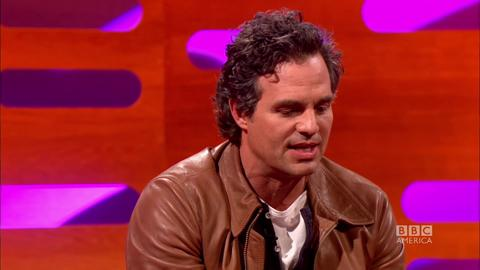 How Mark Ruffalo Found Out He Was the Hulk