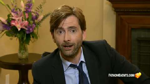 An Invitation from David Tennant