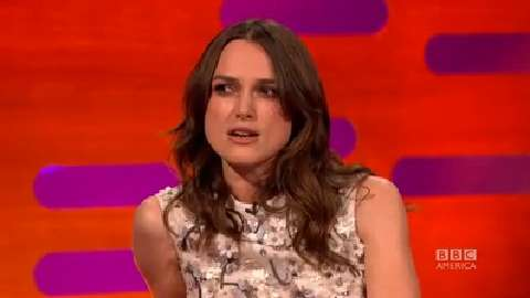 Keira Knightley Mistaken for Britney Spears?!