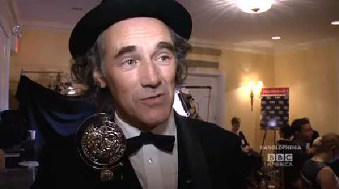 Mark Rylance on Winning His Third Tony