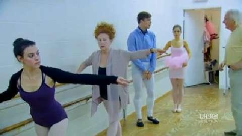 Moral Support Ballet