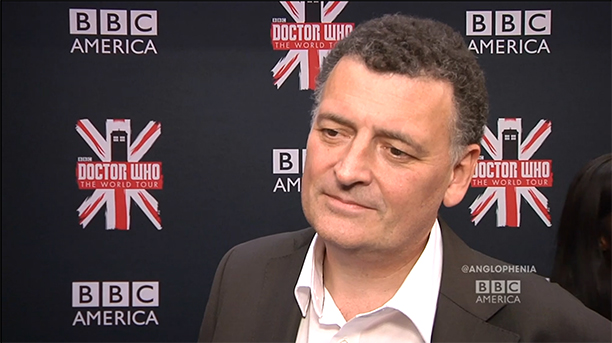 Steven Moffat on 'Doctor Who' Season 8