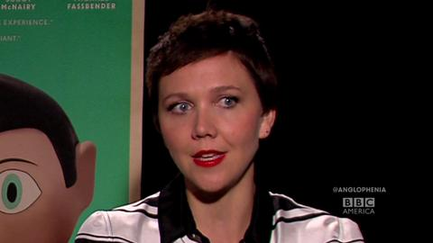 Maggie Gyllenhaal Wants to Move to London