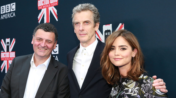 Inside the NYC Premiere of 'Doctor Who' Season 8