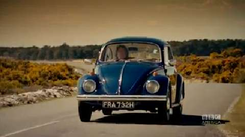 Cars of the People with James May