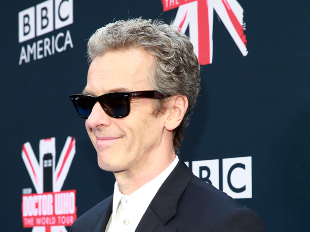 Peter Capaldi on Becoming the Doctor