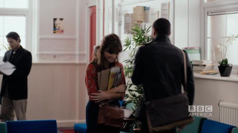 Clara Meets Danny Pink