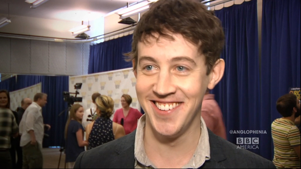 Alexander Sharp: The Next Broadway Star?