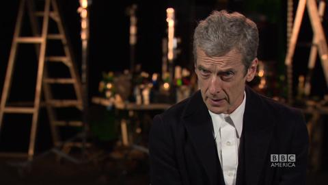 Peter Capaldi's Most Shocking Fan Encounter