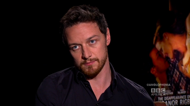 Anglophenia: James McAvoy Frustrated by Scottish Refere...
