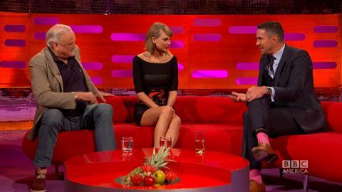 John Cleese Mocks Taylor Swift's Cat