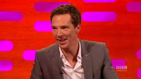 The Graham Norton Show: Is Benedict Cumberbatch in 'Sta...