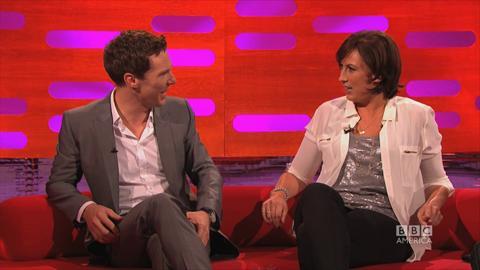 Benedict Cumberbatch Can't Pronounce 'Penguin'