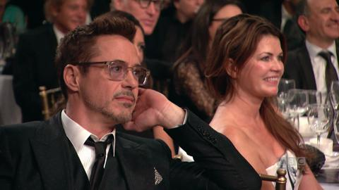 Jamie Foxx Invites 'Iron Man' to Daughter's Birthday