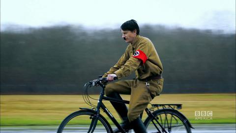 The Cyclist Nazi