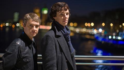 Beryl Vertue Discusses Sherlock's Birth and Influence