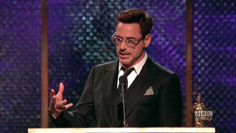 Robert Downey Jr.'s Message to his Wife