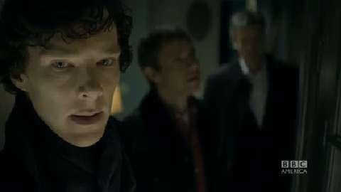 Sherlock Comes to BBC America