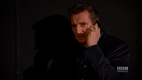 Liam Neeson is 'Taken' with Graham Norton