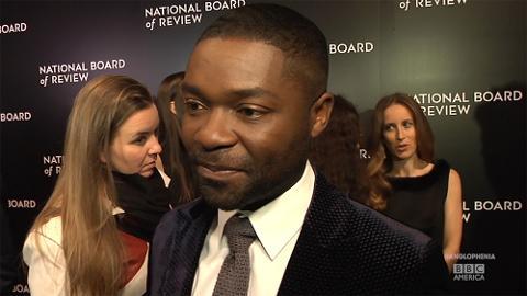 David Oyelowo on Playing Martin Luther King in 'Selma'