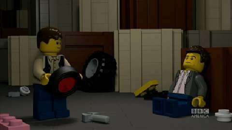 Top Gear's LEGO Clip