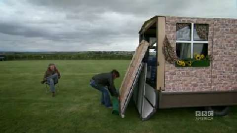 Greatest Moments: DIY Motorhomes