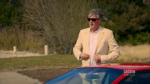 James May...or James Bond?