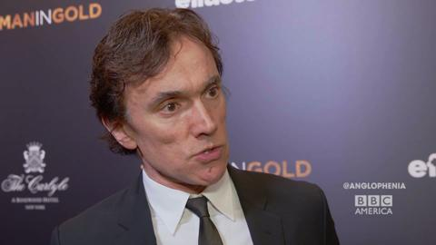 Ben Miles on 'Woman in Gold' and 'Wolf Hall'