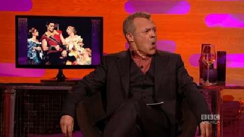 Hugh Jackman Wets Himself On Stage